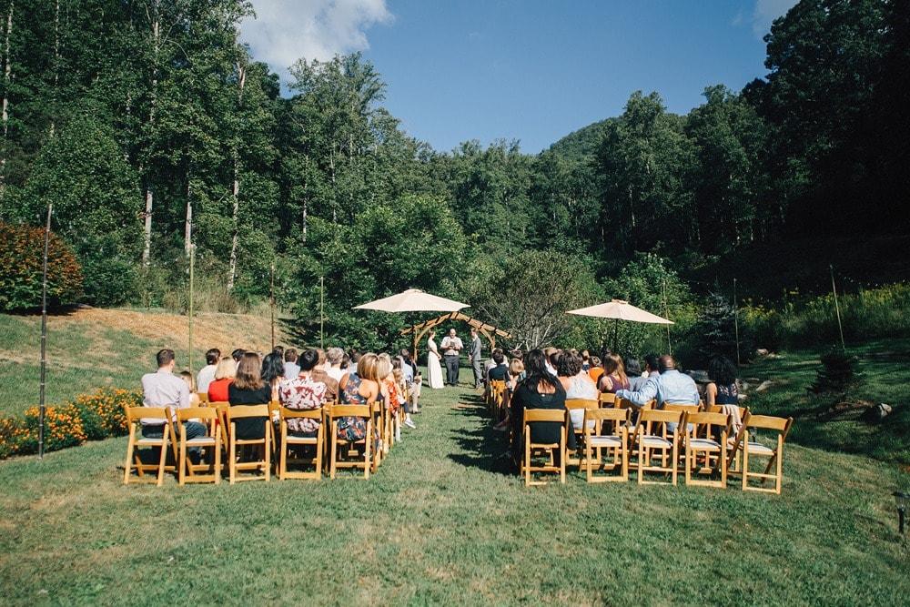 wedding ceremony brahma ridge