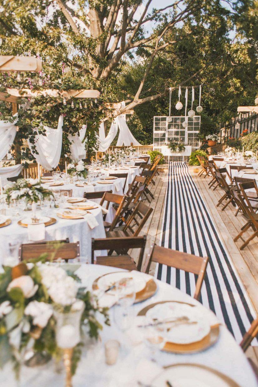 diy private wedding venue
