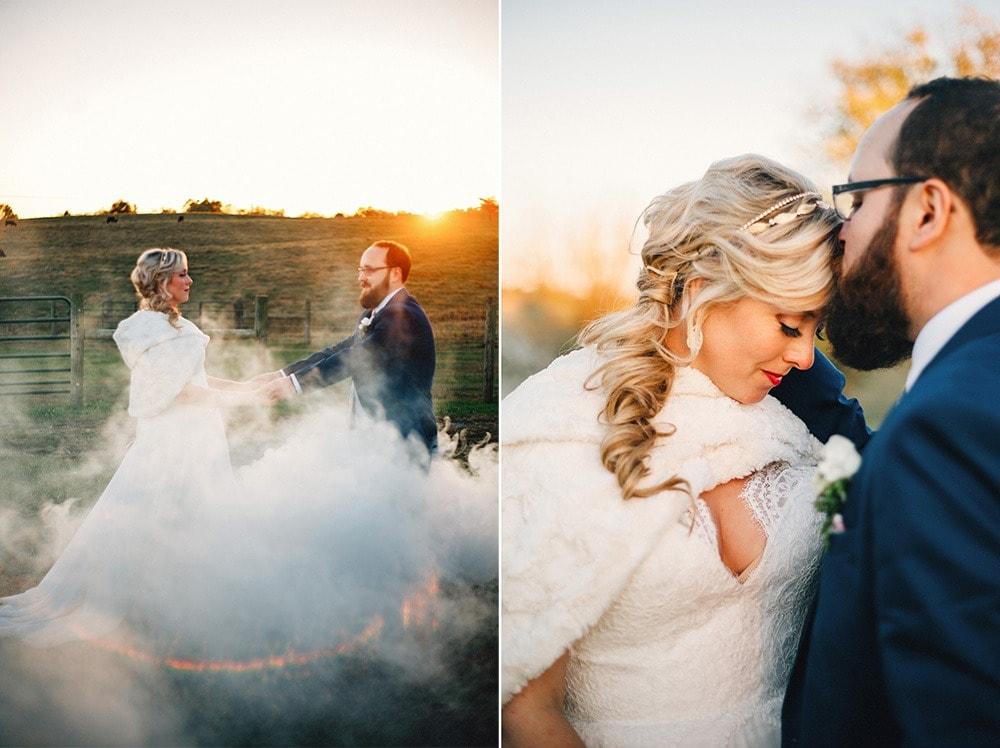 dreamy autumn wedding warrenwood manor Lexington photographer