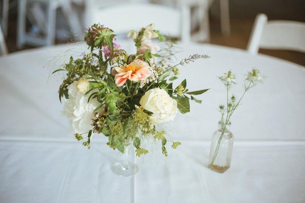 wedding florals centerpieces