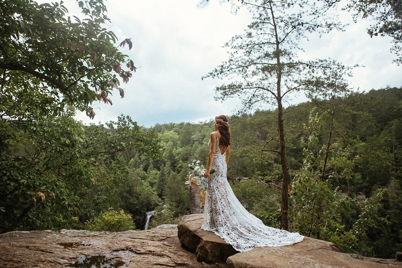 fall creek falls elopement lexington wedding photographer