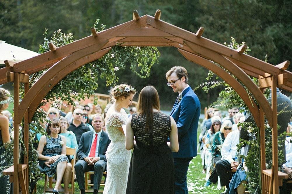 wedding at brahma ridge event center