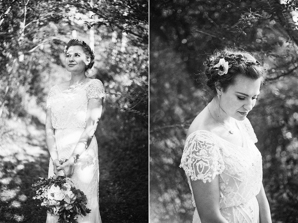 bridal portrait photography asheville wedding photographer