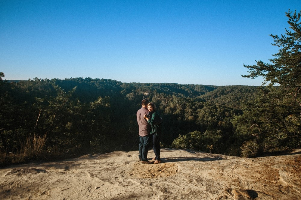 lookout point engagement