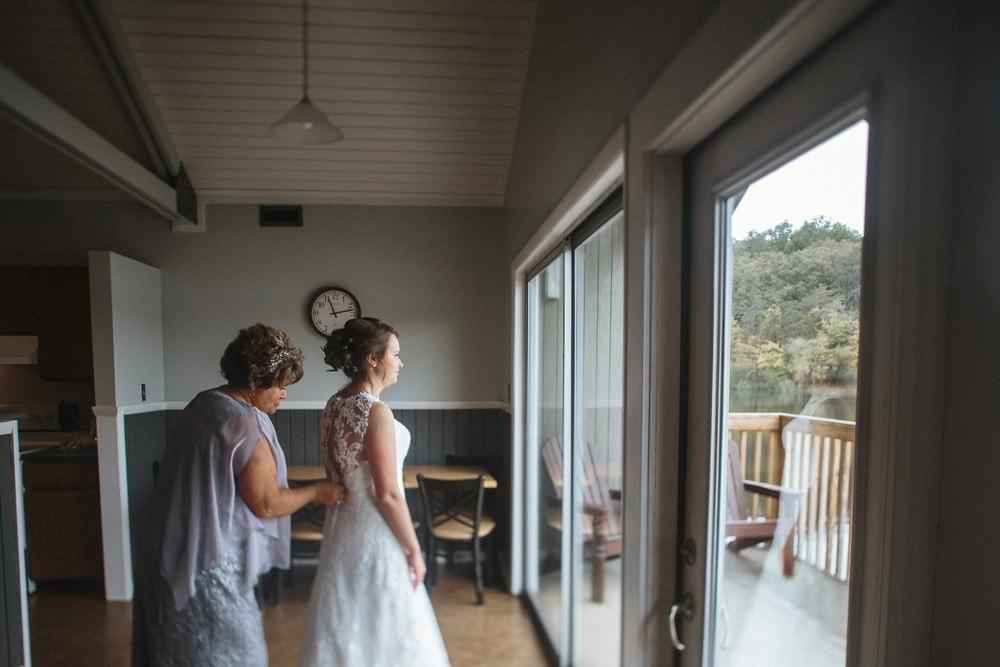 fall creek falls wedding lexington elopement photographers