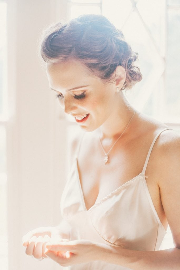 wedding planning makeup tip