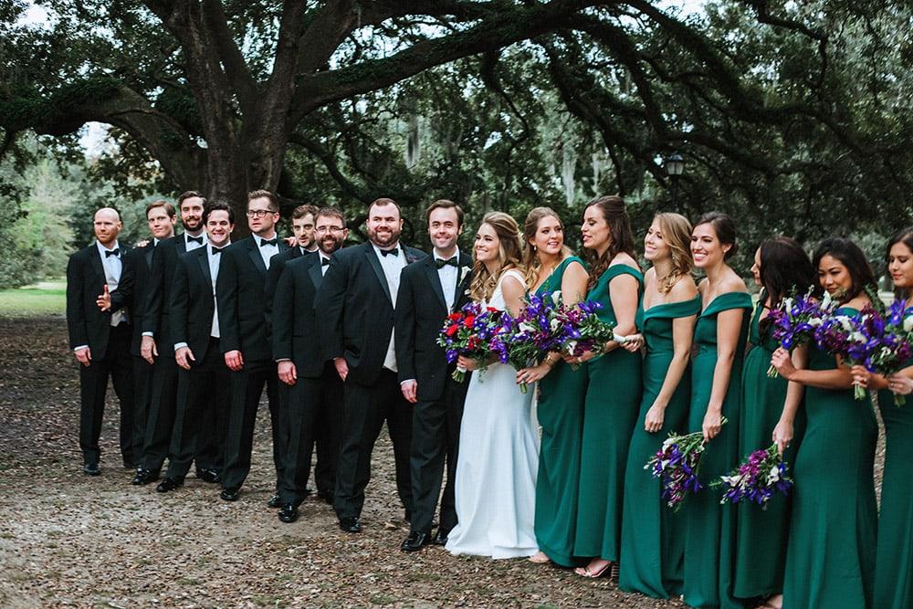 bridal party audubon park