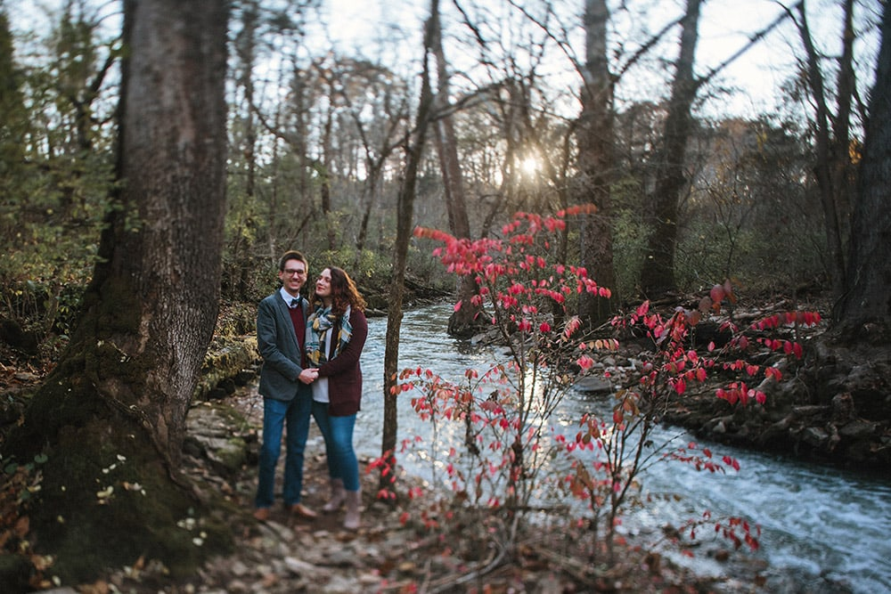 shakertown couples portraits wedding photographer