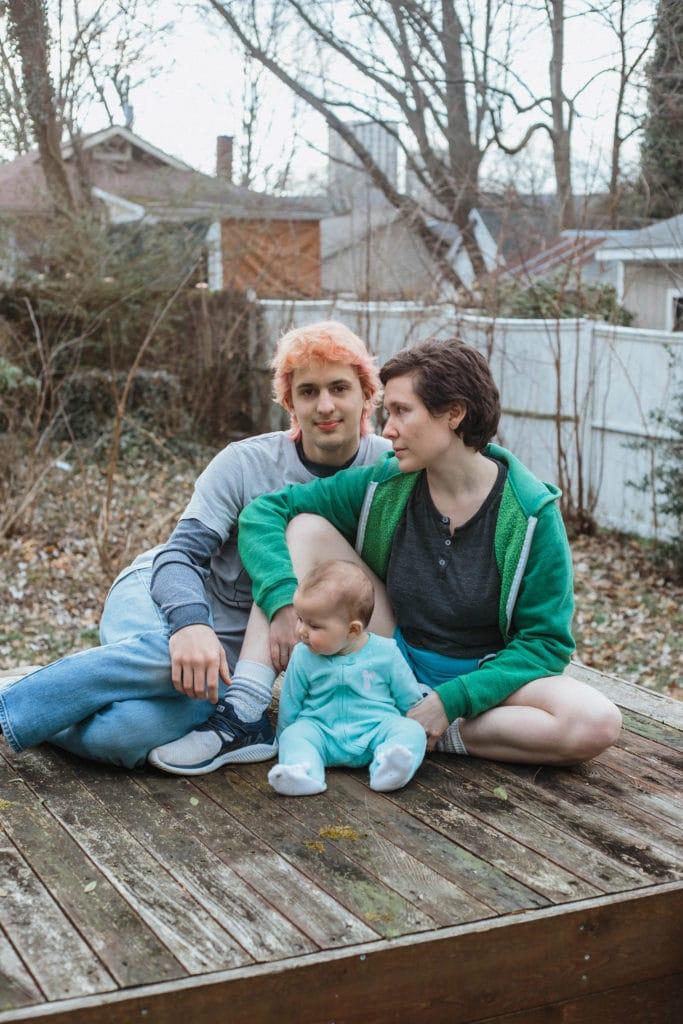 self portrait family lexington
