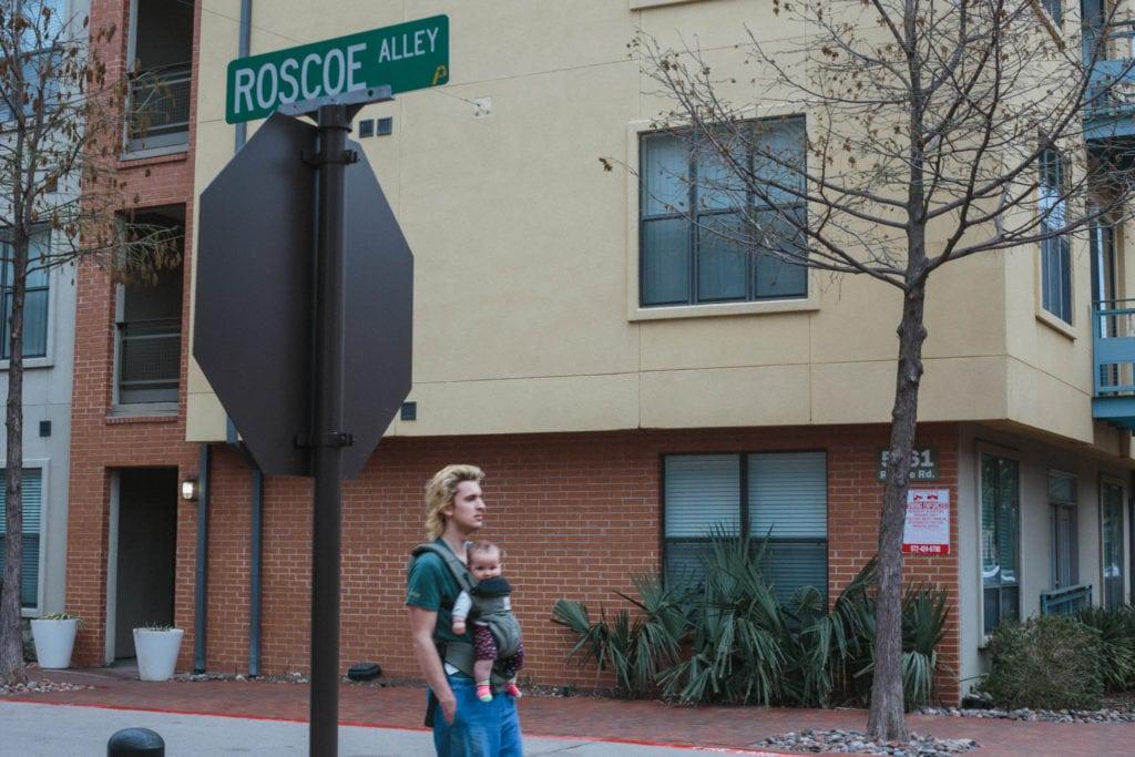 roscoe alley