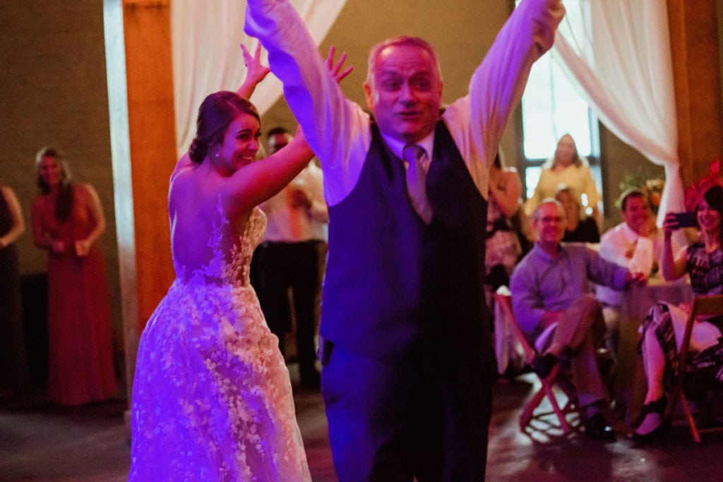 father daughter dance manchester music hall