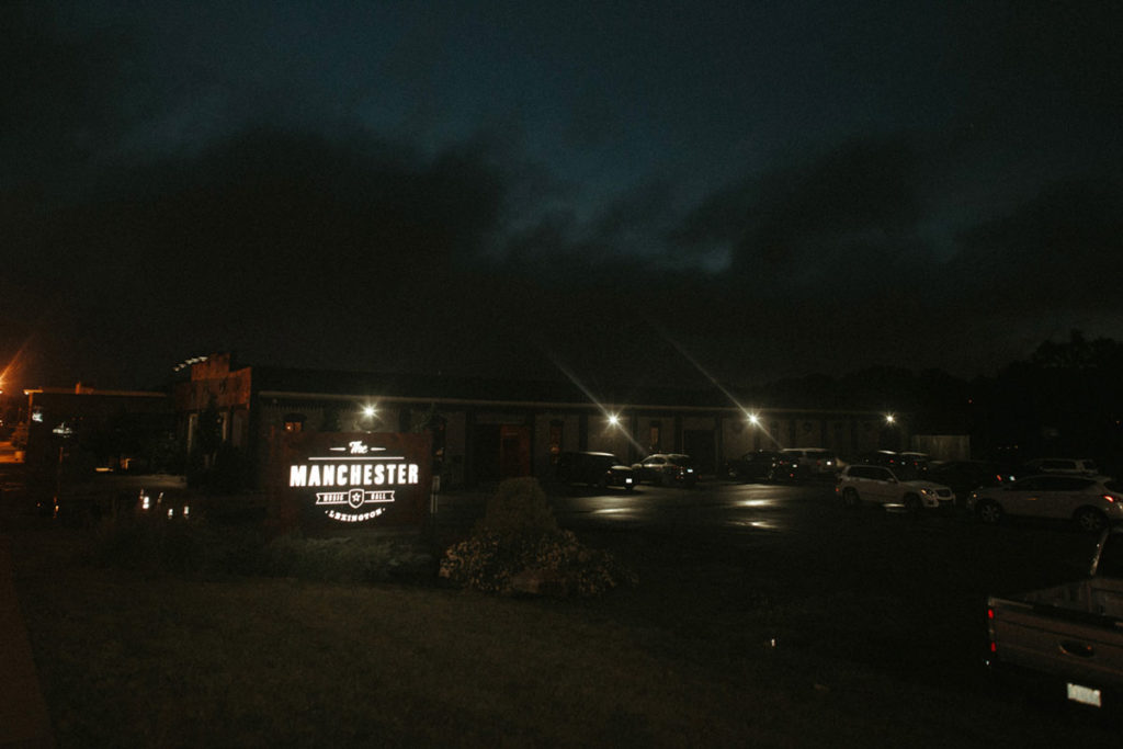 manchester music hall lexington distillery district