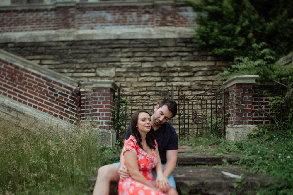 engagement at monastery in portsmouth