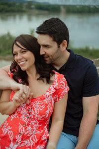 couple in love ohio river portsmouth
