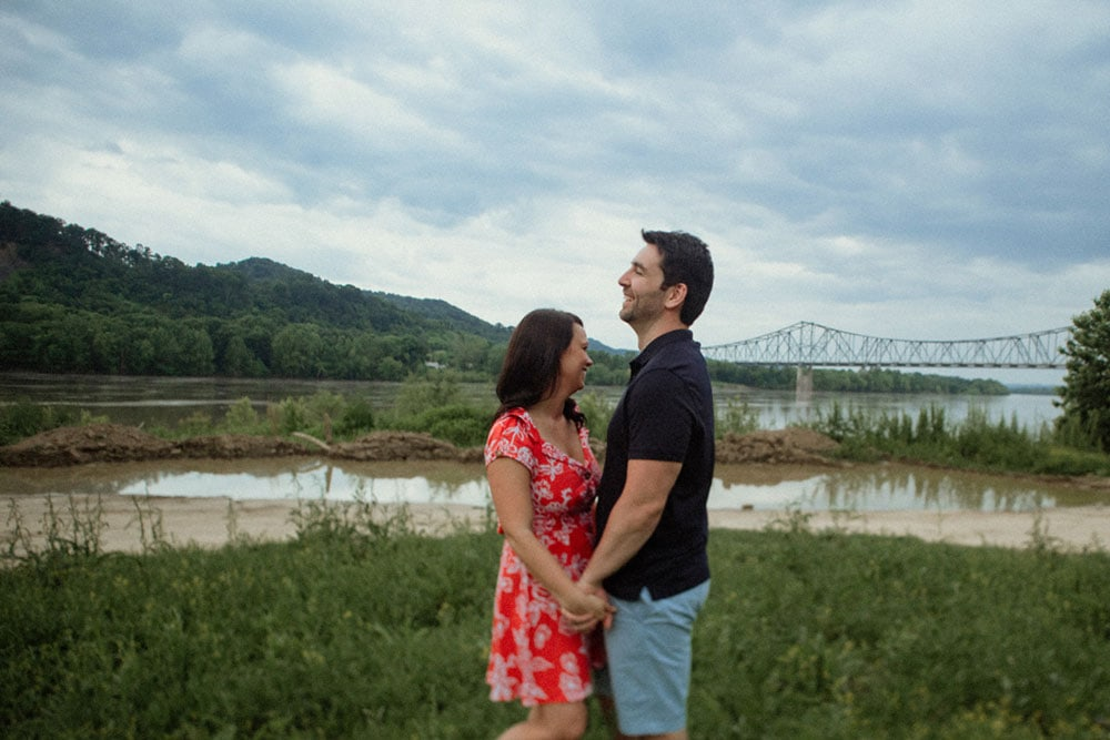 engagement by the ohio river portsmouth