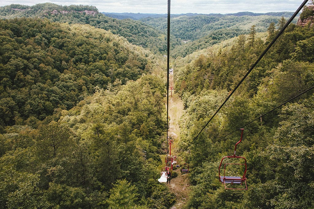 red river gorge skylift