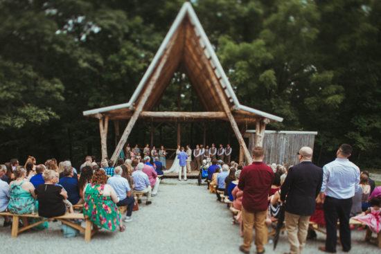 terrapin hill farm wedding ceremony