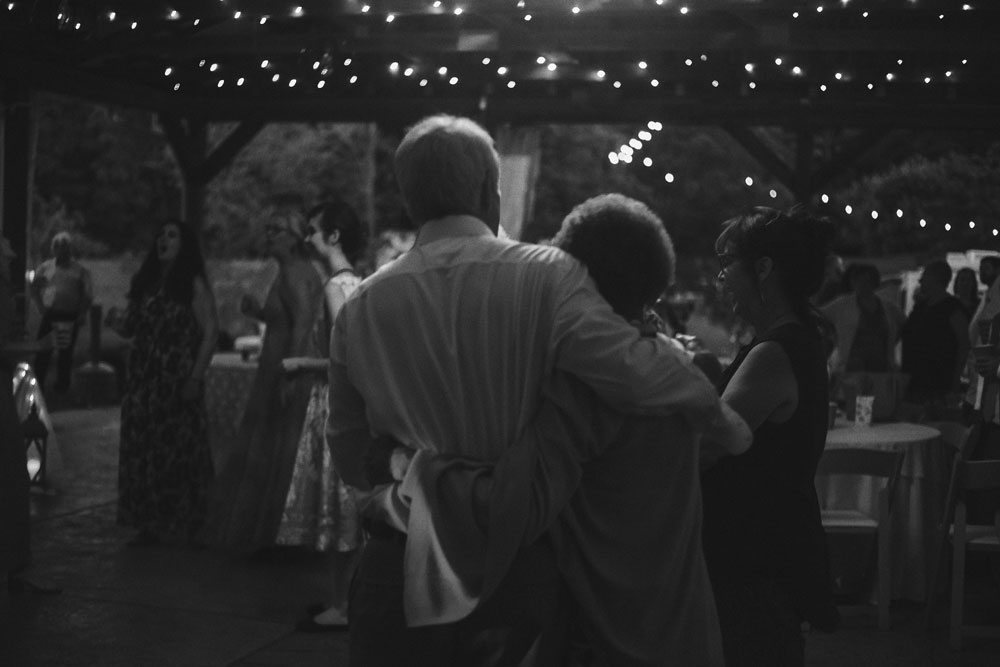 couple dancing wedding reception