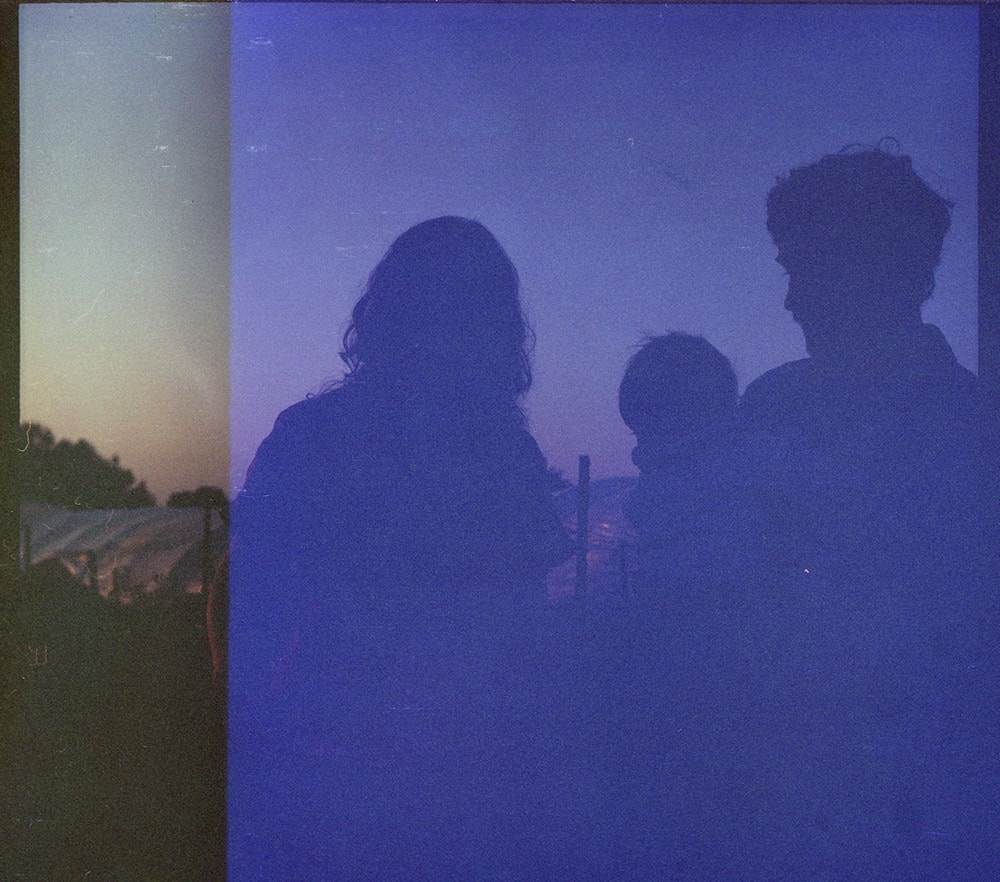 expired film photograph