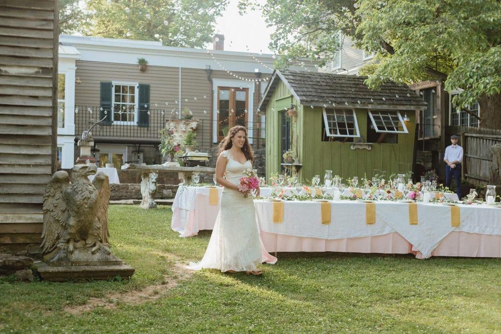 bride wedding ceremony midway