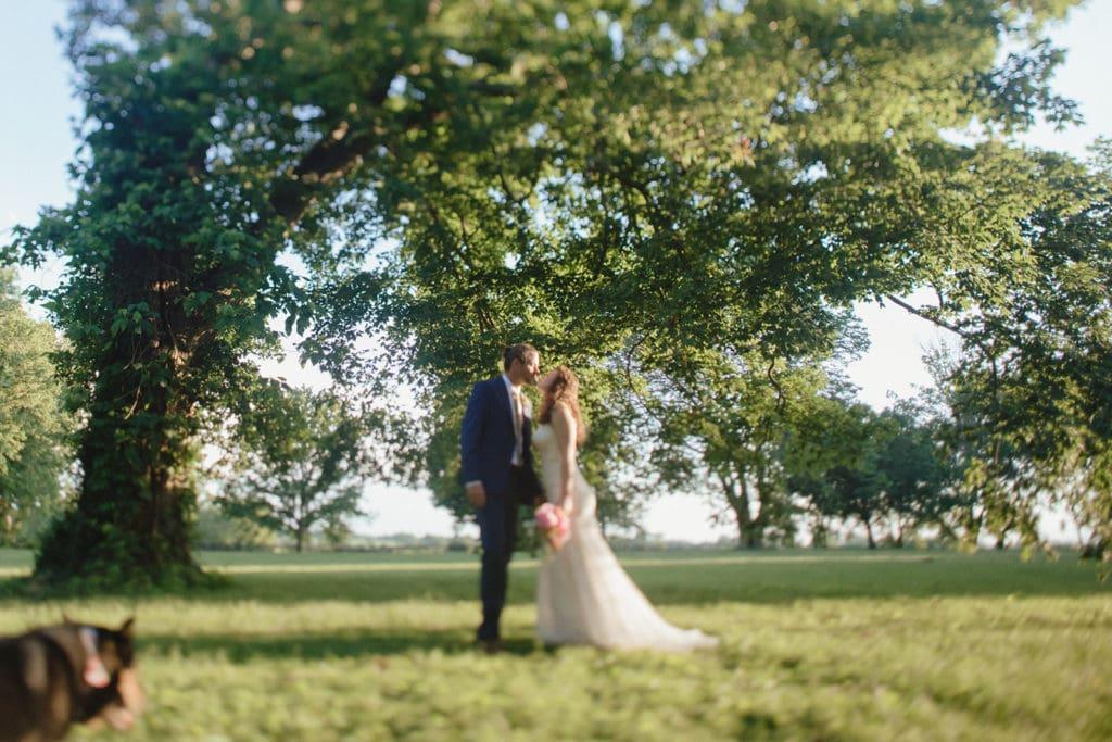 wedding portrait in midway kentucky